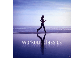 VARIOUS - Workout Classics - (CD)
