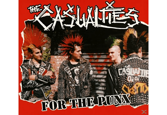 The Casualties - For The Punx - (CD)