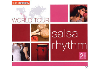 VARIOUS - World Tour-Salsa Rhythm [CD]