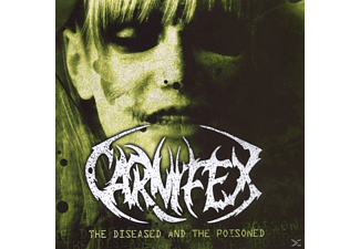 Carnifex - The Diseased And The Poisoned - (CD)