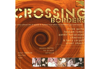 VARIOUS - Crossing Borders [CD]