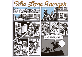 The Lone Ranger - Hi - Yo Silver Away - (CD)