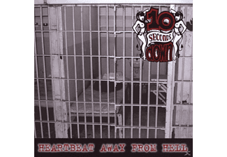 10 Seconds Down - Heartbeat Away From Hell - (CD)