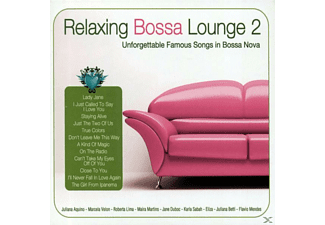 VARIOUS - Relaxing Bossa Lounge 2 - (CD)