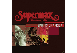 Supermax - Spirits Of Africa [CD]