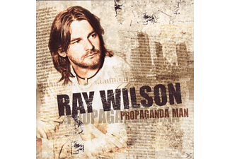 Ray Wilson - Propaganda Man - (CD)