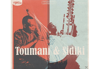 Toumani & Sidiki Diabate - Toumani & Sidiki - (LP + Download)