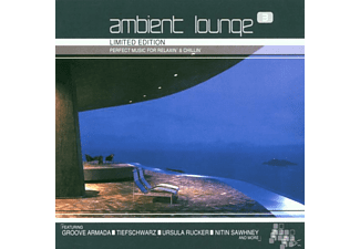 VARIOUS - Ambient Lounge Vol.3 - (CD)