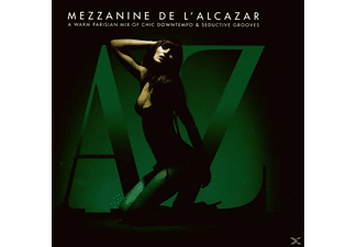 VARIOUS - Mezzanine De L'alcazar Vol.8 - (CD)