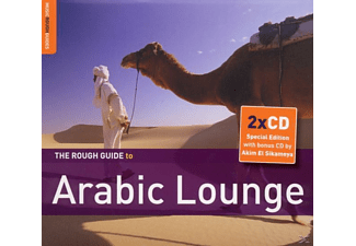 Rough Guide - Arabic Lounge+bonus Cd - (CD)