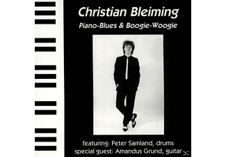 Christian Bleiming - Piano Blues & Boogie Woogie - (CD)