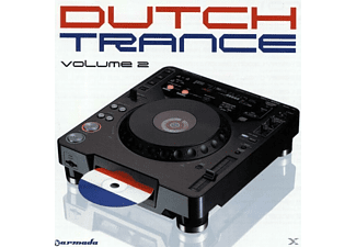 VARIOUS - dutch trance vol.2 - (CD)