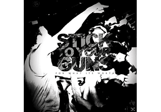 Stick To Your Guns - For What It S Worth - (CD)