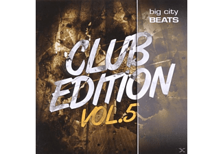 VARIOUS - Big City Beats Club Edition 5 - (CD)