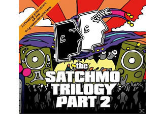 Bach,Patrick/Halver,Konrad/Karas,Milena - The Satchmo Trilogy Part 2 - (CD)