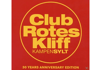 VARIOUS - club rotes kliff-30 years anniversary - (CD)