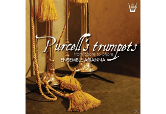 Arianna Ensemble, Nounou/Ensemble Arianna - Purcell's trumpets - (CD)