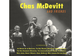 Chas Mcdevitt - Chas Mcdevitt And Friends - (CD)