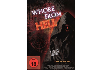 Whore From Hell - (DVD)