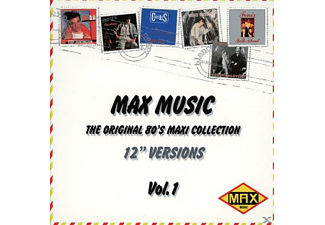 VARIOUS - I Love Max Music - (Sonstiges)
