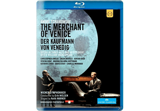 Ainslie/Bridges/Gunz - The Merchant Of Venice - (Blu-ray)