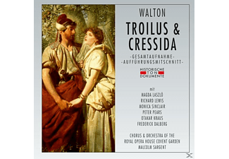 VARIOUS, Chorus & Orchestra of the Royal Opera House Covent Garden - Troilus & Cressida - (CD)