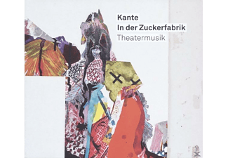 Kante - In Der Zuckerfabrik - (CD)