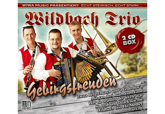 Trio Wildbach - Gebirgsfreuden - (CD)