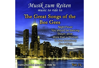 Richard Rossbach - The Great Songs Of The Bee Gees - (CD)