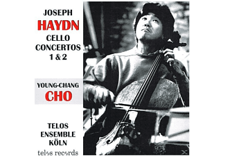VARIOUS - Cello Concertos 1 & 2 - (CD)