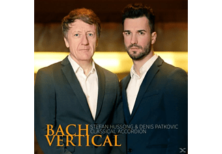 Patkovic,Denis/Hussong,Stefan - Bach Vertical [CD]
