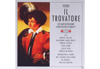 VARIOUS - Il Trovatore [Doppel-Cd] - (CD)