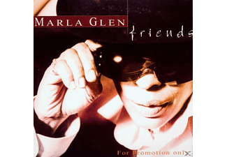 Marla Glen - Friends - (CD)