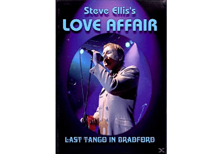 The Love Affair - Last Tango In Bradford - (DVD)
