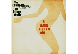 "LowFi-Kings,The Feat.Mally,Oliver ""Sir"" - A Hard Night's Day - (CD)"