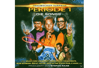 VARIOUS - (T)Raumschiff Surprise-Perio.1 [CD]
