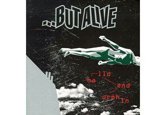 ...But Alive - Hallo Endorphin - (CD)