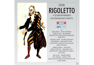 ORCH.D.WESTDT.RUNDFUNKS - Rigoletto-Mp 3 - (MP3-CD)