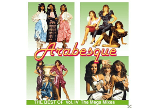 Arabesque - Best Of Vol.4-The Mega Mixes [CD]