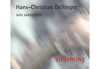 Hans-christian Dellinger - Streaming [CD]