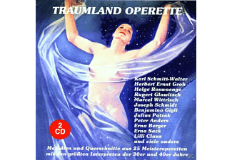 VARIOUS - Traumland Operette [CD]