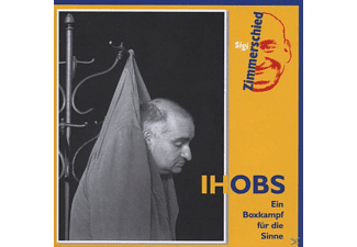 Sigi Zimmerschied - Ihobs - (CD)