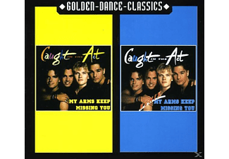 Caught In The Act - My Arms Keep Missing You - (Maxi Single CD)