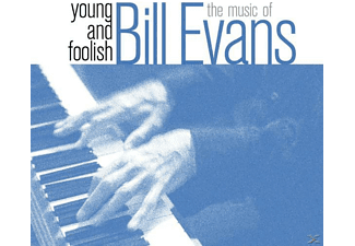 Bill Evans - Young And Foolish-The Music Of Bill Evans [CD]