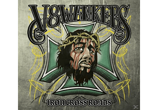 V8 Wankers - Iron Crossroads - (CD)