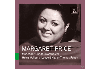 Margaret Price - Great Singers Live - (CD)