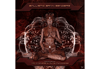 VARIOUS - Ballistic Brain Benders - (CD)