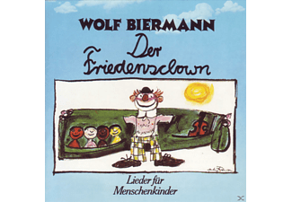Biermann Wolf - Der Friedensclown - (CD)