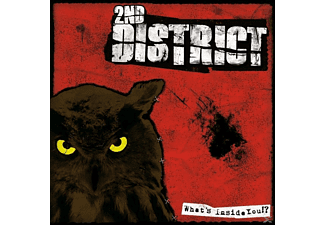 2nd District - What's Inside You!? - (CD)