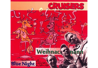 The Cruisers - Weihnachtsmann/Blue Night [Maxi Single CD]